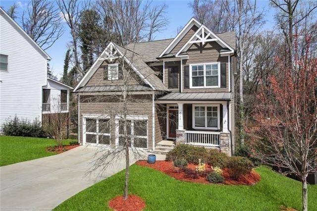 2175 Collins Ridge Drive NW, Atlanta, GA 30318 (MLS #6575364) :: Good Living Real Estate
