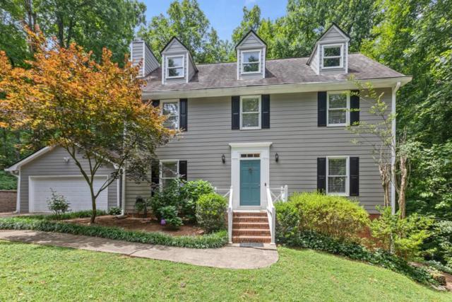 3980 W Cooper Lake Drive SE, Smyrna, GA 30082 (MLS #6575441) :: North Atlanta Home Team