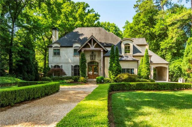 4848 Long Island Drive NE, Atlanta, GA 30342 (MLS #6575449) :: The Hinsons - Mike Hinson & Harriet Hinson