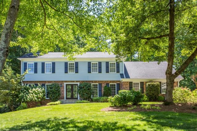 1633 Wellshire Lane, Dunwoody, GA 30338 (MLS #6575453) :: RE/MAX Paramount Properties