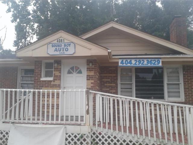 4081 Redan Road, Stone Mountain, GA 30083 (MLS #6575521) :: The Zac Team @ RE/MAX Metro Atlanta