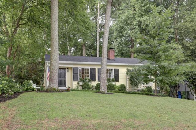 482 Overbrook Drive NW, Atlanta, GA 30318 (MLS #6575524) :: Good Living Real Estate