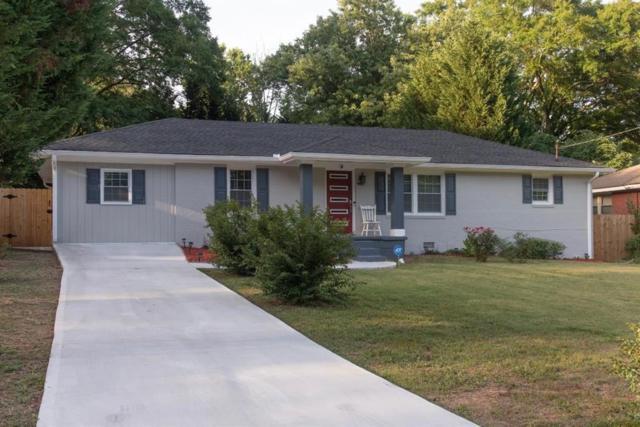2016 Mesa Drive SE, Atlanta, GA 30316 (MLS #6575540) :: North Atlanta Home Team