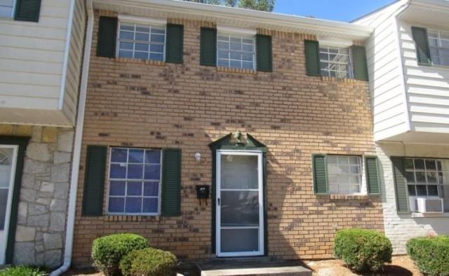 4701 Flat Shoals Road 43C, Union City, GA 30291 (MLS #6575635) :: Buy Sell Live Atlanta
