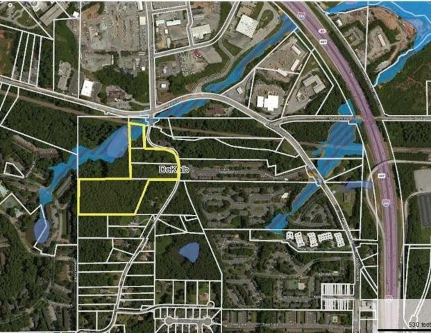 879 Porter Road, Decatur, GA 30032 (MLS #6575650) :: The Heyl Group at Keller Williams
