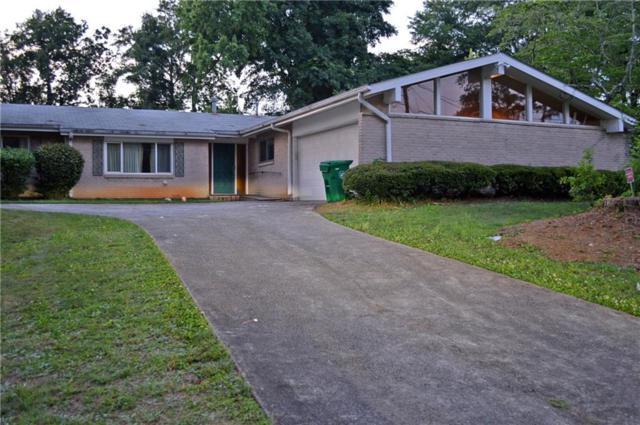 3878 Sable Drive NE, Stone Mountain, GA 30083 (MLS #6575781) :: Path & Post Real Estate