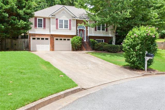213 Eagle Glen Court, Woodstock, GA 30189 (MLS #6575801) :: Rock River Realty