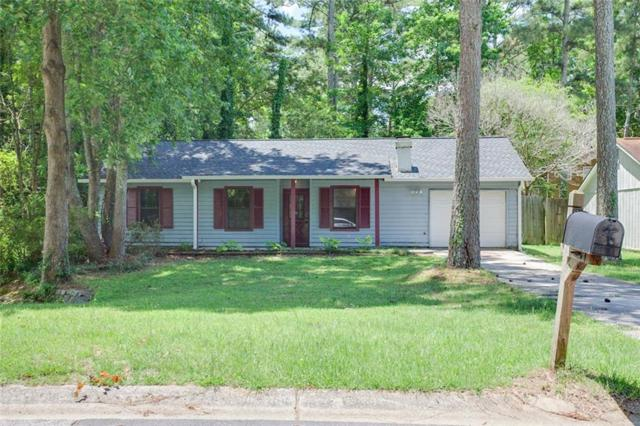 6742 Ivy Log Drive, Austell, GA 30168 (MLS #6575808) :: RE/MAX Paramount Properties