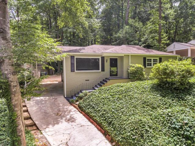 4053 Arden Way NE, Atlanta, GA 30342 (MLS #6575814) :: The Hinsons - Mike Hinson & Harriet Hinson