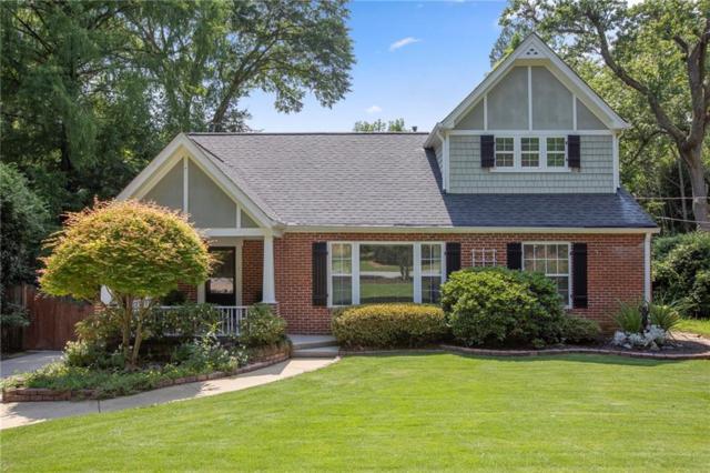 1776 Helen Drive NE, Atlanta, GA 30306 (MLS #6575842) :: Path & Post Real Estate