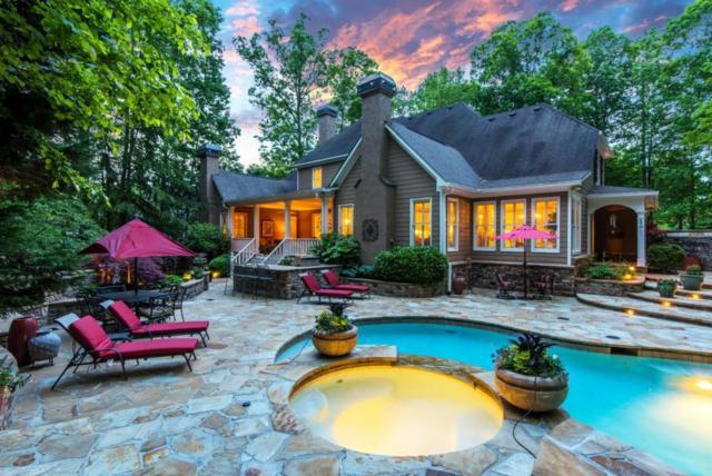 4155 Chimney Heights NE, Roswell, GA 30075 (MLS #6575867) :: Rock River Realty