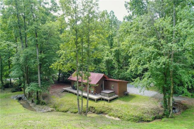 726 Luther Palmer A Road, Cleveland, GA 30528 (MLS #6575893) :: The Heyl Group at Keller Williams
