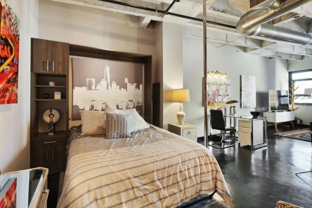 878 Peachtree Street NE #601, Atlanta, GA 30309 (MLS #6575902) :: Path & Post Real Estate