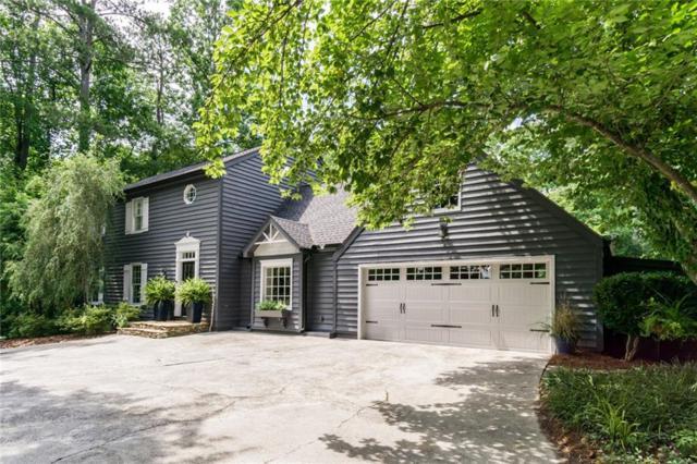 4821 Karls Gate Drive, Marietta, GA 30068 (MLS #6575924) :: North Atlanta Home Team