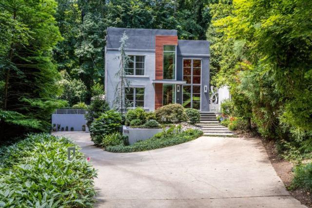 915 NE Cumberland Road, Atlanta, GA 30306 (MLS #6575959) :: Path & Post Real Estate