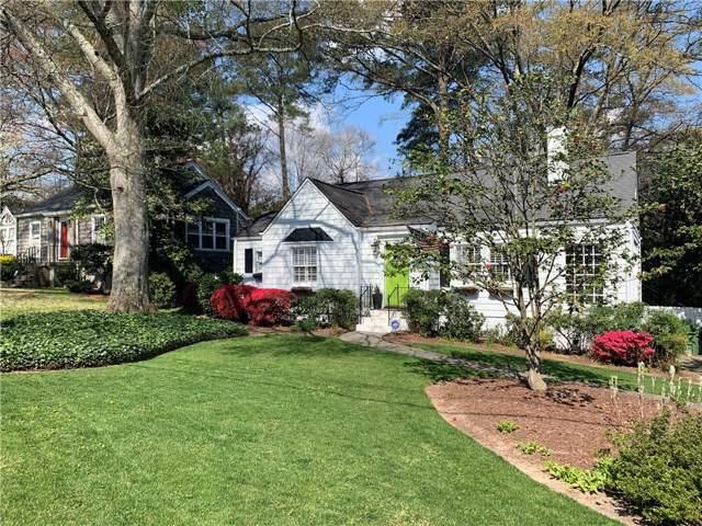 626 Darlington Road NE, Atlanta, GA 30305 (MLS #6576014) :: Path & Post Real Estate