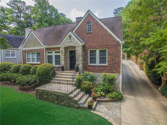 1087 E Rock Springs Road NE, Atlanta, GA 30306 (MLS #6576083) :: Path & Post Real Estate