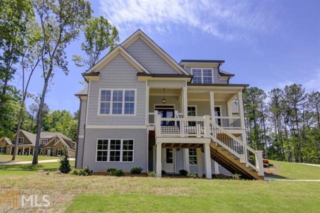 107 Belle Maison Drive #9, Newnan, GA 30265 (MLS #6576085) :: North Atlanta Home Team