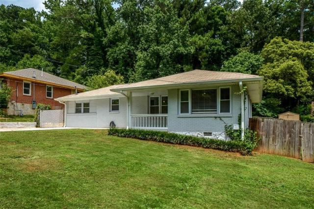 1996 Glendale Drive, Decatur, GA 30032 (MLS #6576114) :: The Zac Team @ RE/MAX Metro Atlanta