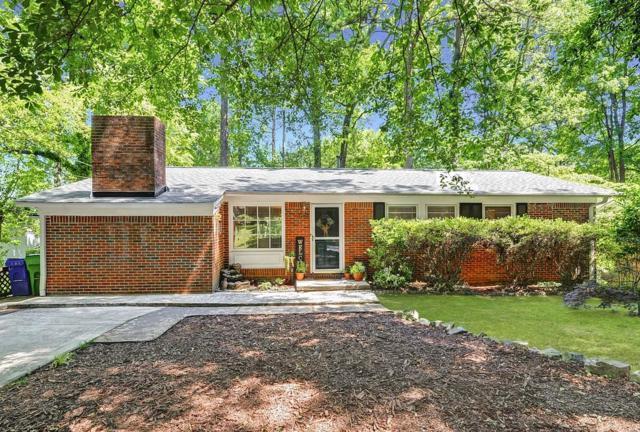 1082 Greenbriar Circle, Decatur, GA 30033 (MLS #6576125) :: The Hinsons - Mike Hinson & Harriet Hinson