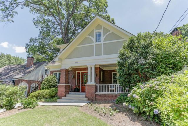 995 Rosedale Road NE, Atlanta, GA 30306 (MLS #6576181) :: The Hinsons - Mike Hinson & Harriet Hinson