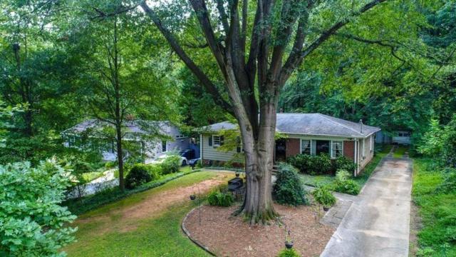 1952 Wellbourne Drive NE, Atlanta, GA 30324 (MLS #6576225) :: Path & Post Real Estate