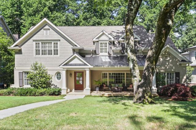 1722 Wildwood Road NE, Atlanta, GA 30306 (MLS #6576226) :: Path & Post Real Estate