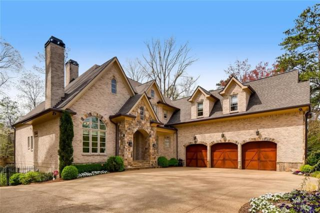 4704 Lake Forrest Drive, Atlanta, GA 30342 (MLS #6576245) :: The Hinsons - Mike Hinson & Harriet Hinson