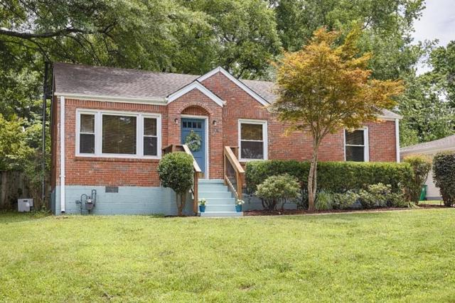 2616 Patrick Court SE, Atlanta, GA 30317 (MLS #6576269) :: Rock River Realty
