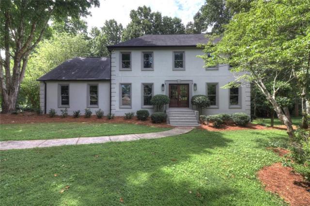 90 Foxridge Court SE, Marietta, GA 30067 (MLS #6576273) :: North Atlanta Home Team