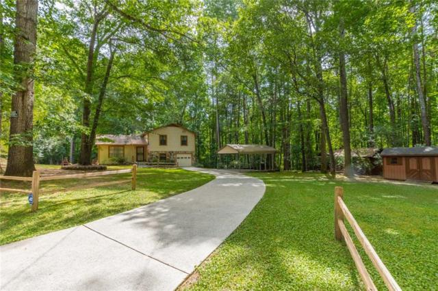 156 Hidden Valley Drive, Lawrenceville, GA 30044 (MLS #6576292) :: The Zac Team @ RE/MAX Metro Atlanta