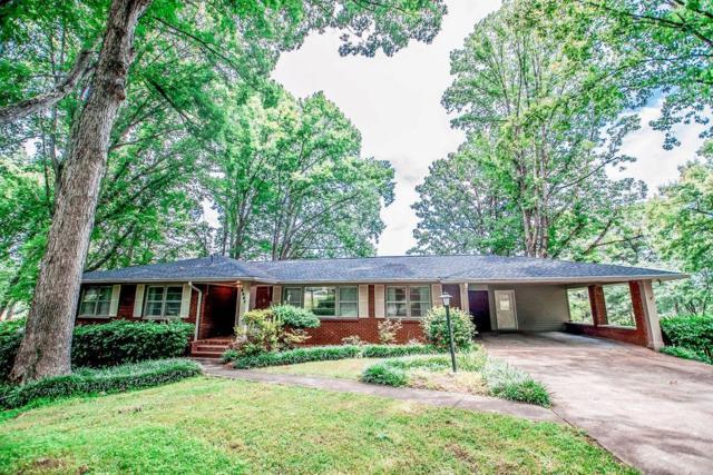 2231 Shawnee Trail, Douglasville, GA 30135 (MLS #6576295) :: North Atlanta Home Team