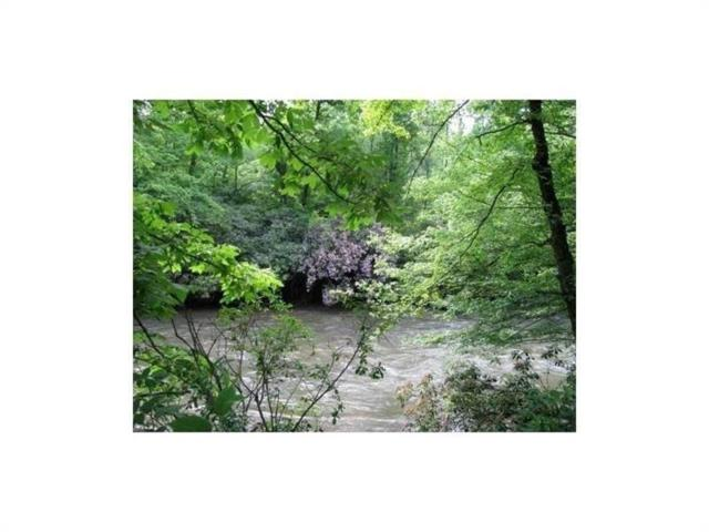 0 Little Hawk Road, Sautee Nacoochee, GA 30571 (MLS #6576329) :: Rock River Realty