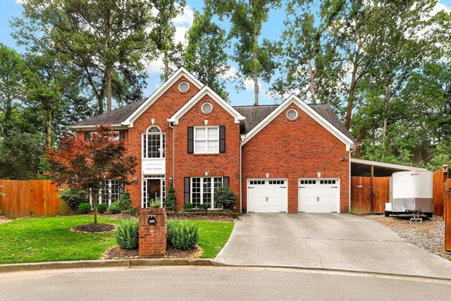 265 Marchand Court, Atlanta, GA 30328 (MLS #6576368) :: The Hinsons - Mike Hinson & Harriet Hinson