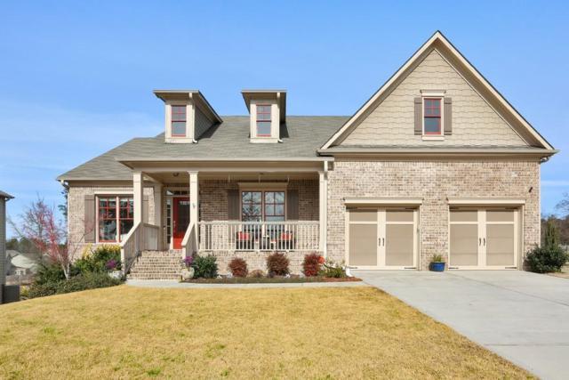 1941 Pine Bluff, Marietta, GA 30062 (MLS #6576405) :: Path & Post Real Estate