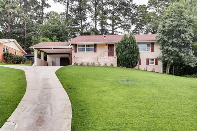 1968 Timothy Drive NE, Atlanta, GA 30329 (MLS #6576440) :: North Atlanta Home Team
