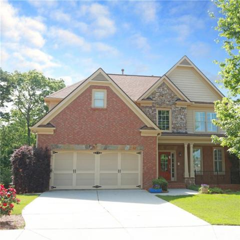 1418 Squire Hill Lane, Lawrenceville, GA 30043 (MLS #6576477) :: The Hinsons - Mike Hinson & Harriet Hinson