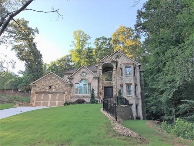 4161 Blackland Drive, Marietta, GA 30067 (MLS #6576919) :: Rock River Realty