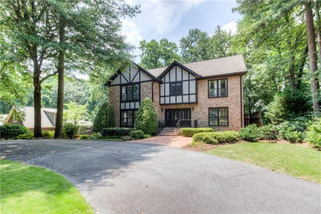 3293 Cochise Drive SE, Atlanta, GA 30339 (MLS #6576932) :: The Hinsons - Mike Hinson & Harriet Hinson
