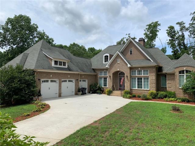 2176 Lake Ridge Terrace, Lawrenceville, GA 30043 (MLS #6577198) :: North Atlanta Home Team
