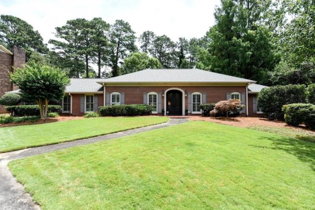 5601 Queensborough Drive, Dunwoody, GA 30338 (MLS #6577334) :: Rock River Realty