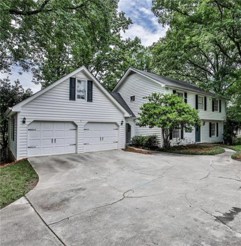 5476 Woodsong Trail, Dunwoody, GA 30338 (MLS #6577349) :: North Atlanta Home Team