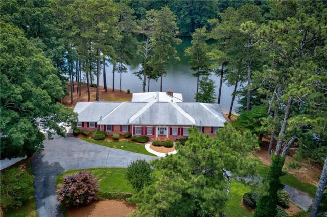 1665 Huntingdon Trail, Sandy Springs, GA 30350 (MLS #6577395) :: North Atlanta Home Team