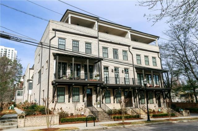 18 Peachtree Avenue #2, Atlanta, GA 30305 (MLS #6577532) :: North Atlanta Home Team
