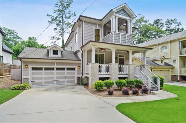 2817 Arborcrest Drive, Decatur, GA 30033 (MLS #6577650) :: The Heyl Group at Keller Williams