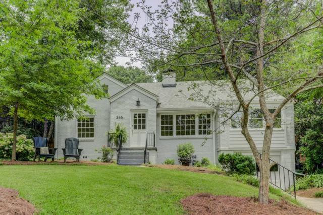 265 Mount Vernon Drive, Decatur, GA 30030 (MLS #6577762) :: North Atlanta Home Team
