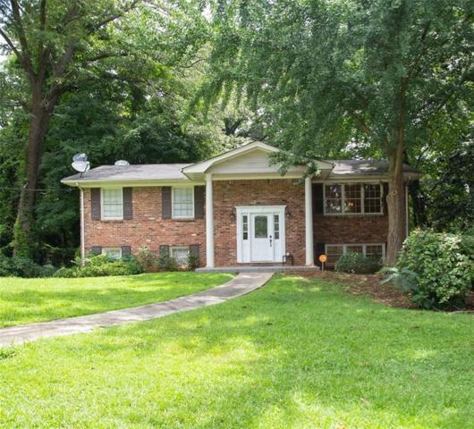 2784 Williamsburg Way, Decatur, GA 30034 (MLS #6577905) :: The Cowan Connection Team