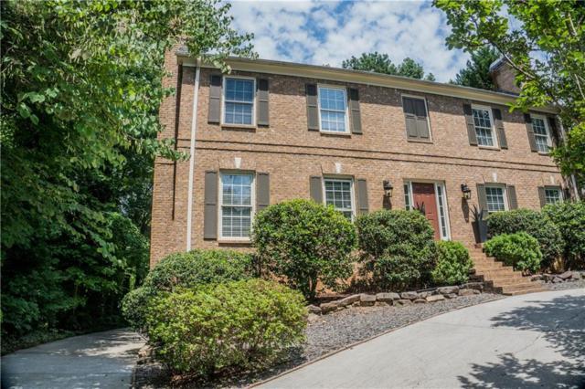 8875 Carroll Manor Drive, Sandy Springs, GA 30350 (MLS #6578190) :: Kennesaw Life Real Estate