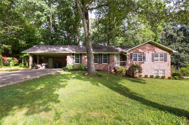 3870 N Cooper Lake Road SE, Smyrna, GA 30082 (MLS #6578217) :: North Atlanta Home Team