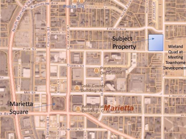 301 Lemon Street, Marietta, GA 30060 (MLS #6578257) :: North Atlanta Home Team
